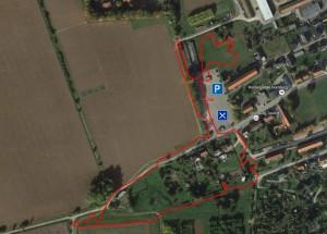 Strecke Dornburg